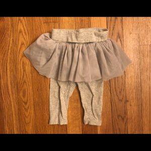 Baby Gap 6-12 months tutu pants